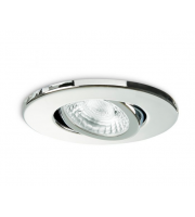 Collingwood Fire Rated Adjustable Downlight IP20 (Polished Chrome)