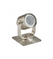 Collingwood Rotatable Spot Light, 1 Led, Flood Lens, IP68, 3000K