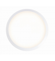 Collingwood Straight to Mains Emergency LED Bulkhead (White)