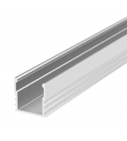 DTS Dts Deep Flat Profile 2000MM Len (Silver)