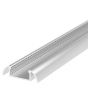 DTS Dts Domed Profile Silver 2M Length (Silver)