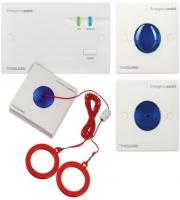 Timeguard Single Zone Emergency Assist Alarm Kit (White)