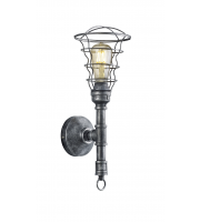 ELD Gotham Wall Light E27 (not Supplied)