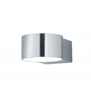 ELD Lacapo Matt Nickel Wall Light Led 4.5W