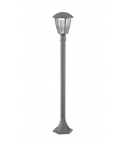 ELD Alma Outdoor Tall Post Led 6W