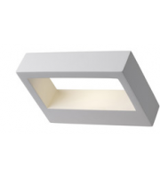 ELD Gypsum 5W Led Rectangular Wall Light,