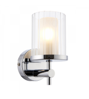 Endon Lighting Britton 1lt Wall (Chrome) SALE