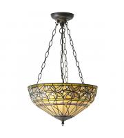 Endon Lighting Ashtead Medium inverted 3lt pendant