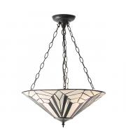 Endon Lighting Astoria Large inverted 3lt pendant