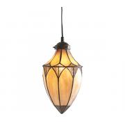 Endon Lighting Brooklyn Small acorn pendant
