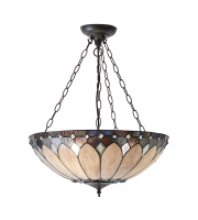 Endon Lighting Brooklyn Large inverted 3lt pendant