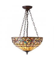Endon Lighting Ashtead Large inverted 3lt pendant