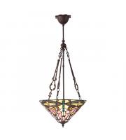 Endon Lighting Ashton Medium inverted 3lt pendant