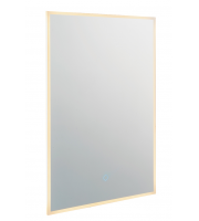Endon Lighting Tec 1lt Wall Mirrored glass & silver paint Non-dimmable