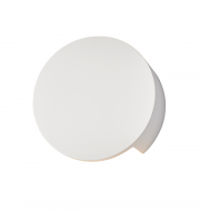 SALE Endon Lighting Sanna 2lt Wall White plaster Non-dimmable