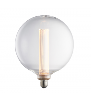 Endon Lighting Globe 1lt Accessory Clear glass Non-dimmable