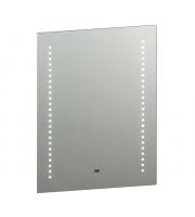 Endon Lighting Speke 48lt Wall Mirrored glass & matt silver paint Non-dimmable