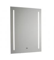 Endon Lighting Nero 108lt Wall Mirrored glass & matt silver paint Non-dimmable