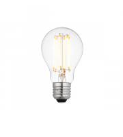 Endon Lighting E27 LED filament GLS 1lt Accessory Clear glass Dimmable