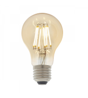 Endon Lighting E27 LED filament GLS 1lt Accessory Amber glass Dimmable