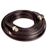 ESP 20m Dual Function (power & Video) Camera Cable C/w Bnc & 12vdc Power Connectors
