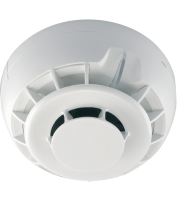 ESP Conventional Combined Smoke + Heat Detector & Diode Base