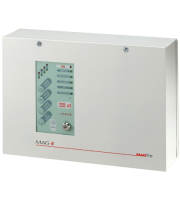 ESP 4 Zone Metal Conventional Fire Panel