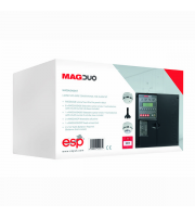 ESP MAGDUO 2 Wire Control Panel 4 Zone Kit (Black)