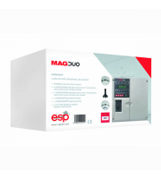 ESP MAGDUO 2 Wire Control Panel 4 Zone Kit