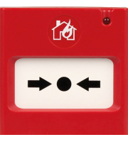 ESP Addressable Red Manual Call Point