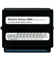 ESP 8 Zone Activated Relay Module For Use With MAG816