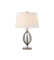Elstead Aegean 1 Light Table Lamp  (Aged Brass)