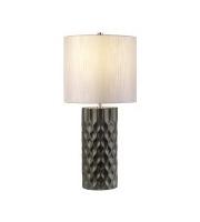 Elstead Barbican 1 Light Table Lamp (Graphite)
