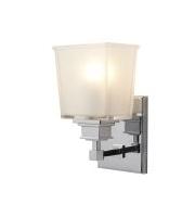 Elstead Aylesbury 1 Light Wall Light (Polished Chrome)