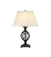 Elstead Belfery 1 Light Table Lamp (Black)