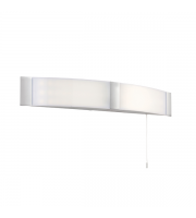 Saxby Lighting Onan IP44 6W LED Shaver Light (Opal/Chrome)