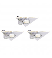 Endon Aether Under Cabinet Light Kit 2.5W (Warm White)