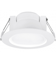Aurora 240V 8W 60° Fixed Enfiniti Dimmable Round Led Downlight 4000K(Cool White)