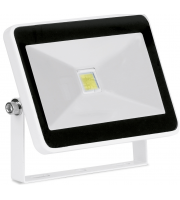 Aurora 265V 10W Adjustable IP65 Driverless Led Flood Light 3000K (Warm White)