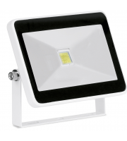 Aurora 240V 10W Adjustable IP65 Driverless Led Flood Light 4000K (Cool White)