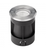 Enlite G-Lite IP67 GU10 Recessed Ground Light (Stainless Steel)