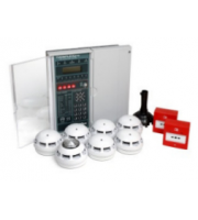Fike Twinflex 2 Zone Fire Alarm Kit (White)