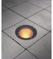 Firstlight 1803BK Driveover/Walkover Light (Black)