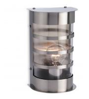 Firstlight IP44 Outdoor Wall Light (Stainless Steel)