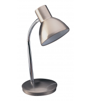 Firstlight Harvard Table Lamp (Brushed Steel)