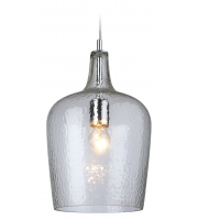 Firstlight Glass Ceiling Pendant (Clear)