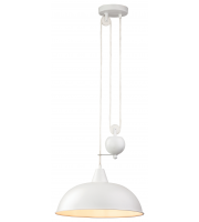 Firstlight Century Rise & Fall Pendant (White)