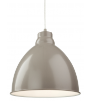 Firstlight Union Ceiling Pendant (Mushroom)