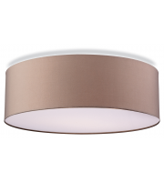 Firstlight Phoenix Flush Ceiling Light (Taupe)