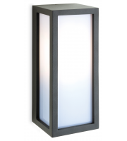 Firstlight Warwick Outdoor Wall Light (Graphite)